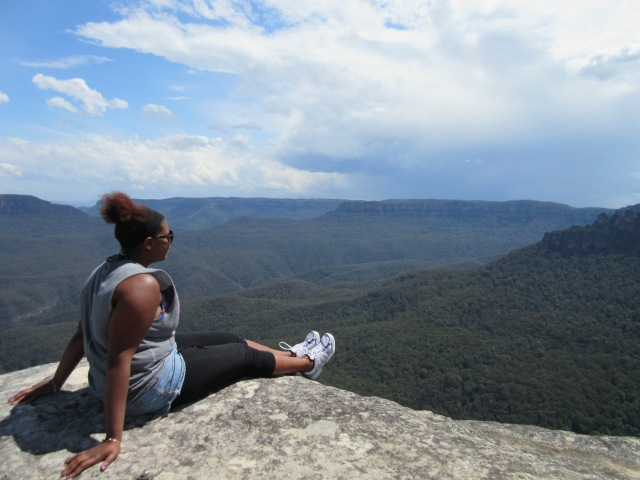 Relaxation at the Blue Mountains